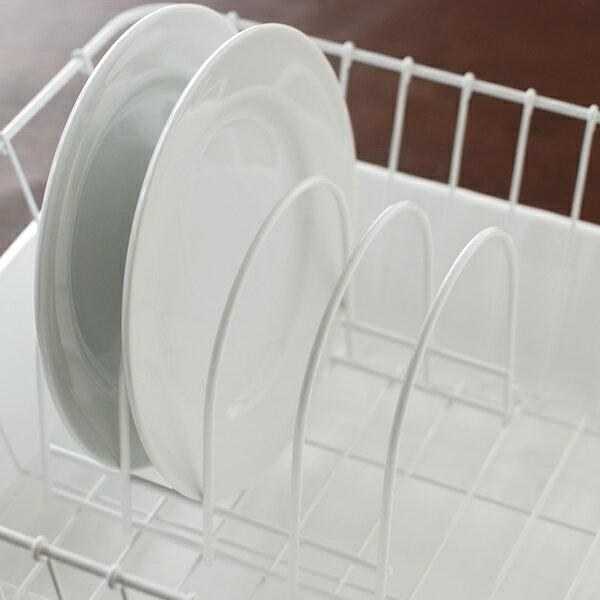 倉敷意匠×野田琺瑯 ステンレスワイヤー 皿立て お皿たて