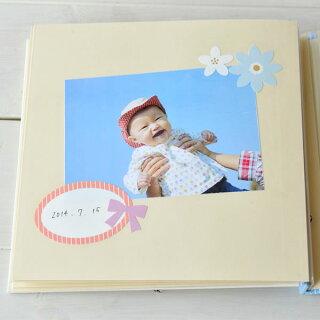 スクラップアルバムデコラップアルバムdecorapデコラDecoraエコー写真マタニティアルバムフォトアルバムかわいいプレゼント粘着手作り台紙写真赤ちゃん寄せ書きスクラップブッキングマタニティエコーおしゃれカップルベビー