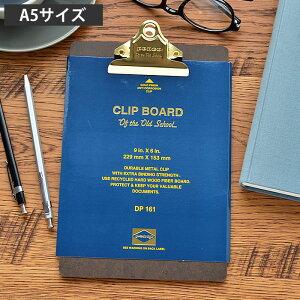 penco クリップボードO/S ゴールド A5 クリップファイル クリップボード バインダー DP161 ペンコ かっこいい おしゃれ オシャレ ボード 新生活 文房具 会議 打ち合わせ