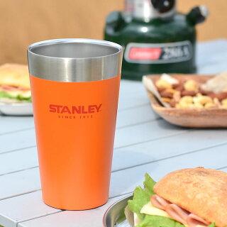 スタンレー2個セットスタッキング真空パイント0.47Lステンレス真空断熱保温保冷直飲みグラススタッキング結露しない割れないタンブラーペアビアグラスビアマグペアグラスアウトドアキャンプ運動会洗いやすいかっこいいおしゃれSTANLEY