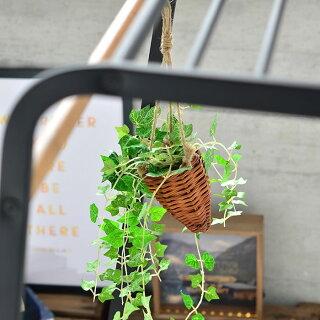 【よりどり送料無料】フェイクグリーン光触媒壁掛けハンギング観葉植物フェイク消臭抗菌アイビーポトスクレマチスイミテーショングリーングリーン人工観葉植物人工造花おしゃれインテリア