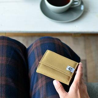 ヘミングスHEMING'Scoruriコルリ財布ミニ三つ折りミニ財布レディースメンズ小銭入れコンパクト極小ポケットミニウォレット手のひらサイズ小さいシンプルかっこいいキッズ子供豆財布家計財布