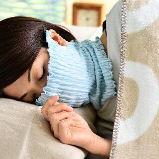 おやすみフェイス&ネックカバー就寝用マスクネックカバーシルク混ウルネルulenel睡眠乾燥防寒保湿花粉症フェイスマスクフェイスカバー
