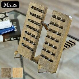 木製ブックスタンド(M) ブックスタンド 木製 折り畳み ブックレスト 持ち運び タブレットスタンド レシピスタンド おしゃれ 安い 卓上 レシピ立て ipad スタンド 書見台 楽譜スタンド 本立て