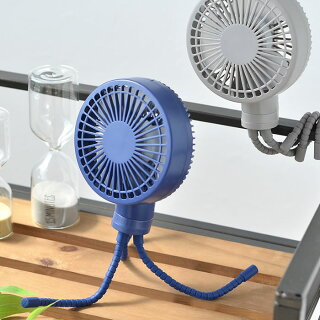 ハンディファンハンディ扇風機お出かけファンPIERIAVSF-192Bdcおしゃれファンusb卓上充電式ベビーカー巻きつけ熱中症対策アウトドア車内車載チャイルドシートミニ三脚持ち運び可愛い