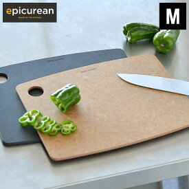 カッティングボードM epicurean エピキュリアン まな板 キッチン用品 調理器具 おしゃれ かわいい 食洗機対応 耐熱 丈夫 強い 薄型 速乾 リサイクル素材 キャンプ アウトドア サービングボード アメリカ製