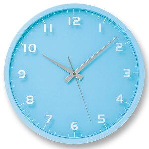 電波時計【Lemnos レムノス】nine clock ナインクロック LC08-14W 掛け時計 電波時計 電波 掛時計 おしゃれ かわいい   引っ越し祝い 電波壁掛け時計 電波掛時計 デジタル時計 デジタル リビング ク