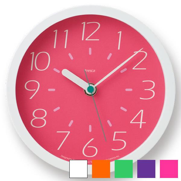 掛け時計 【Lemnos レムノス】Fruits clock フルーツクロック Sサイズ PC10-02S 掛け時計 置き時計 掛け置き時計 壁掛け 壁掛け時計 掛時計 時計 おしゃれ かわいい 人気 デザイン インテリア 雑貨 北欧 子供