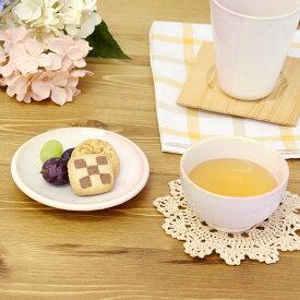 【1組】Shikisaiまめ碗皿ピンクベージュ 萩焼 陶器 陶製 食器 日本製 国産 セット 碗皿 皿 まめ皿 豆皿 実用的 50代 60代 70代 早割 母の日 プレゼント ギフト 贈り物