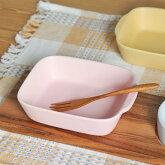 万古焼カラフルグラタン皿ピンク1個【耐熱/耐熱皿/グラタン皿/グラタン/ドリア/耐熱陶器/万古焼/オーブン/オーブントースター/直火/あつあつ/できたて/可愛い/かわいい/ピンク】