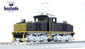 天賞堂 鉄道模型 HOゲージ 東芝40t標準凸型電気機関車 名鉄デキ600タイプ 2灯ライト 動力車 16.5mm 52016