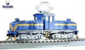 天賞堂 鉄道模型 HOゲージ 東芝40t標準凸型電気機関車 名鉄デキ600タイプ 新色 動力車 52017 (1/80 16.5mmゲージ)