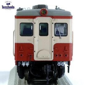 天賞堂 鉄道模型 HOゲージ ディーゼルカー キハ17 一般色 寒地型 動力車 56019 (1/80 16.5mmゲージ)
