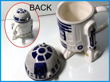 スターウォーズ|STARWARS|R2-D2|マグカップ|3DマグカップR2-D2【楽ギフ_包装】