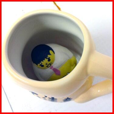 おもしろメタボセット(ジョッキ&スクイーズ)おもしろプレゼントマグカップおもしろグッズおもしろ雑貨
