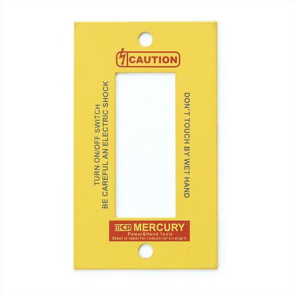 MERCURY スイッチプレート 3ヶ口 イエロー マーキュリー スイッチカバー コンセントカバー スイッチプレート カラー アンティーク