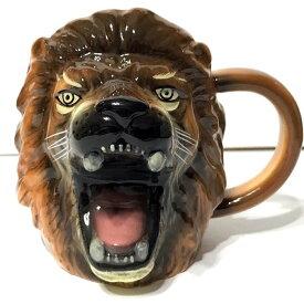 おもしろ雑貨 ライオンのマグカップ おもしろ 雑貨 おもしろ プレゼント マグカップ 面白 おもしろグッズ