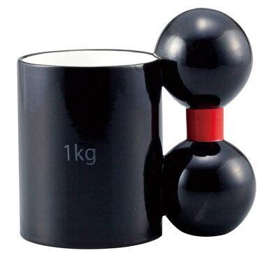 トレーニングマグ鉄アレイ面白雑貨マグカップおもしろプレゼント