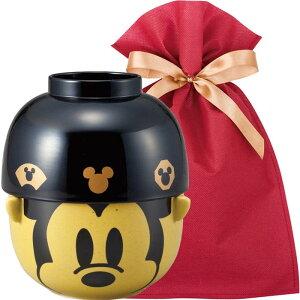 ディズニー汁椀茶碗(大) ギフトセット 和風ミッキーマウス【L】【F】 茶碗 セット ディズニー ごはん茶碗 食器セット プレゼント ギフト ラッピング込み