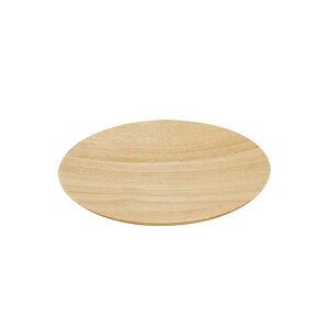 ラバーウッド ラウンドトレー (S) プレート 皿 ランチプレート 木 皿 木製 食器 おしゃれ 可愛い食器