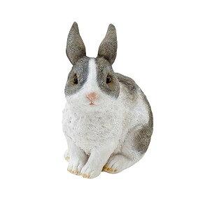 チアフルフレンズ ウサギのミミ ガーデン オーナメント 動物 うさぎ ガーデニング オーナメント ガーデン 置物 オブジェ かわいい