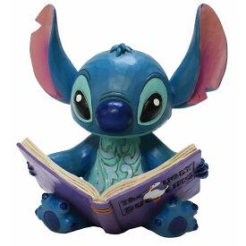 【送料無料】Stitch with Storybook リロ&スティッチ ディズニー フィギュア 置物 人形 フィギア オブジェ