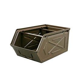 PARTS STOCKER BROWN ダルトン DULTON 小物入れ 小物収納 小物ケース 工具収納 収納ボックス ツールボックス