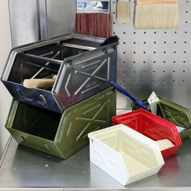MINIPARTSBOXHAMMERTONEGRAYダルトンDULTON小物入れ小物収納小物ケース工具収納収納ボックスツールボックス