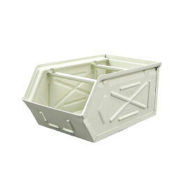 PARTS STOCKER IVORY ダルトン DULTON 小物入れ 小物収納 小物ケース 工具収納 収納ボックス ツールボックス