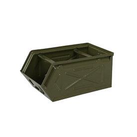 PARTS STOCKER OLIVE DRAB ダルトン DULTON 小物入れ 小物収納 小物ケース 工具収納 収納ボックス ツールボックス