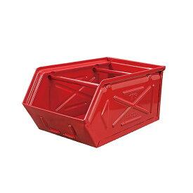 PARTS STOCKER RED ダルトン DULTON 小物入れ 小物収納 小物ケース 工具収納 収納ボックス ツールボックス