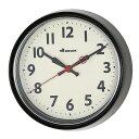 WALL CLOCK BLACK ダルトン DULTON 壁掛け時計 おしゃれ アンティーク レトロ 掛け時計 静か かわいい 時計 壁掛け ウォールクロック