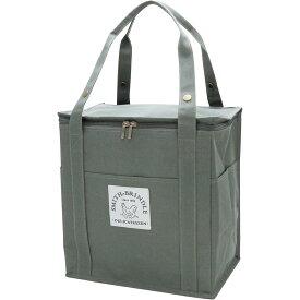 SMITH-BRINDLE チルドバッグ(L) GRAY 保冷バッグ おしゃれ サーモス スポーツ クーラーバッグ お弁当 クーラーボックス かわいい