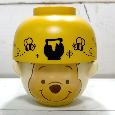 【2個以上で送料無料】汁椀茶碗セットミニ(クレヨンタッチ)プーさん【F】茶碗お椀セット子供お茶碗小さいディズニー