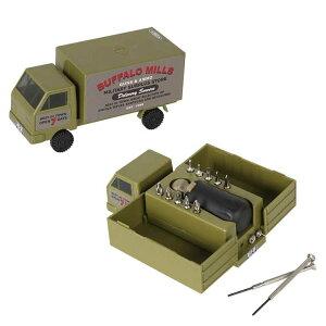 ツールキット(ミリタリー) ダルトン 工具箱 ツールボックス 工具セット 工具ケース トラック