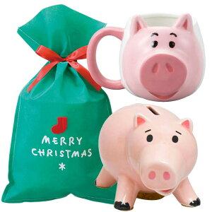 【送料込】クリスマスラッピング(ハム)【W】 クリスマスプレゼント ディズニー トイストーリー ハム 子供 彼氏 彼女 男性 女性