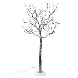 クリスマス LEDブランチツリー ブラウン Lサイズ クリスマスツリー led ライト おしゃれ 120cm usb アンティーク