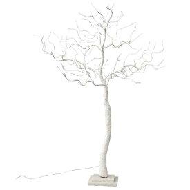 クリスマス LEDブランチツリー ホワイト Lサイズ クリスマスツリー ホワイト led ライト おしゃれ 120cm usb アンティーク
