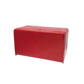 TISSUE DISPENSER RED ダルトン ティッシュケース 壁掛け キッチンペーパーホルダー キッチンペーパー ケース