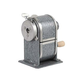 SHARPENER HAMMERTONE GRAY ダルトン 鉛筆削り 手動 鉛筆けずり アンティーク レトロ