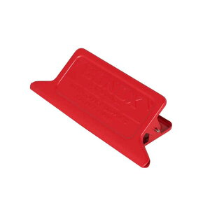 METAL BIG CLIP RED ダルトン クリップ 文房具 メモクリップ