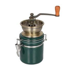 COFFEE MILL ''TERRA'' FOREST GREEN ダルトン コーヒーミル 手動 手挽き コーヒー おしゃれ アンティーク