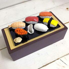 ティッシュケース お寿司 おもしろ雑貨 ティッシュカバー ティッシュボックス 面白 便利 グッズ ユニーク 雑貨