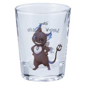 ミニグラス グリム ツイステッドワンダーランド グッズ ツイステ ショットグラス ガラス コップ キャラクター グラス