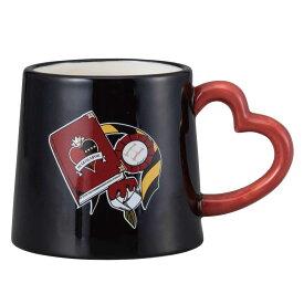 ハンドルマグ ハーツラビュル寮 ツイステッドワンダーランド グッズ ツイステ マグカップ コーヒーカップ フリーカップ ティーカップ