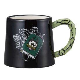 ハンドルマグ ディアソムニア寮 ツイステッドワンダーランド グッズ ツイステ マグカップ コーヒーカップ フリーカップ ティーカップ