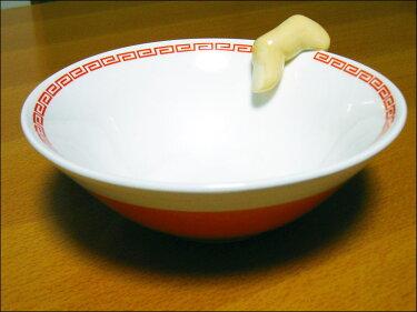 らーめん 丼 どんぶり おもしろ雑貨 指入りラーメン鉢【楽ギフ_包装】