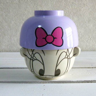 Disney rice bowl set-rice bowl-Cup-Bowl-soup-bowl set mini Daisy