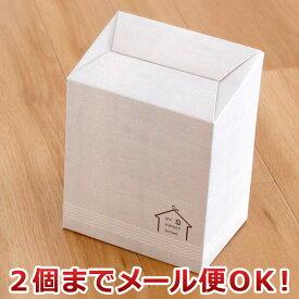 オカ 使い捨てサニタリーボックス 3枚入 GY (2個までメール便対応)