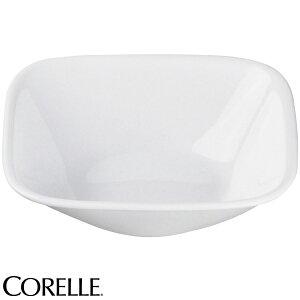 コレール CORELLE スクエア小ボウル ウインターフロストホワイト( 食器 お皿 白 おしゃれ 可愛い )